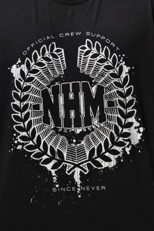 NHM Support Logo Hoodie