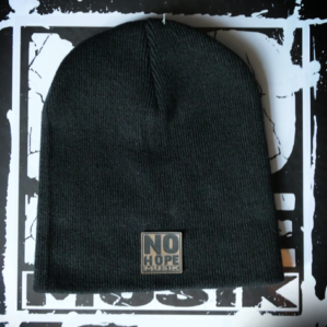 No Hope Musik Beanie Black small