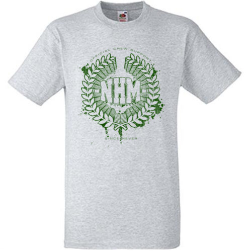 NHM Support Logo T-Shirt
